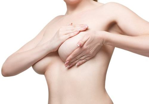 Self-Breast Massage for Lymphatic Drainage